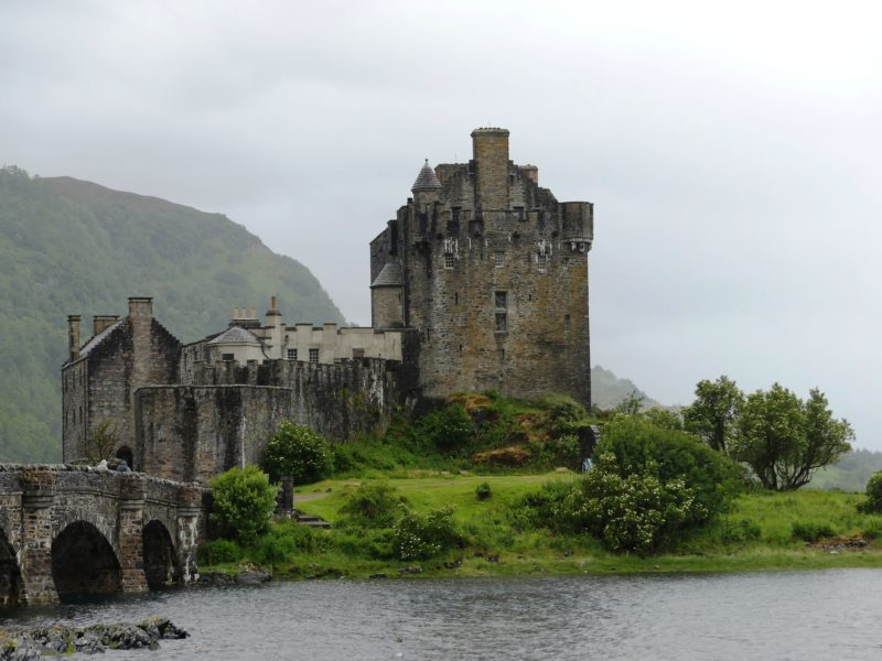 Day 5: Castles and Nessie and Coos, Oh My!