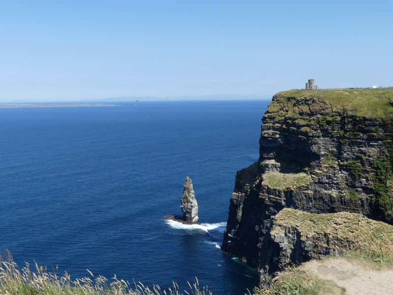 Days 11 and 12: Cliffs of Moher and the Last Ireland Journal