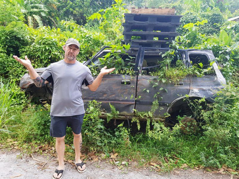 Dominica Day 4: Check, please!