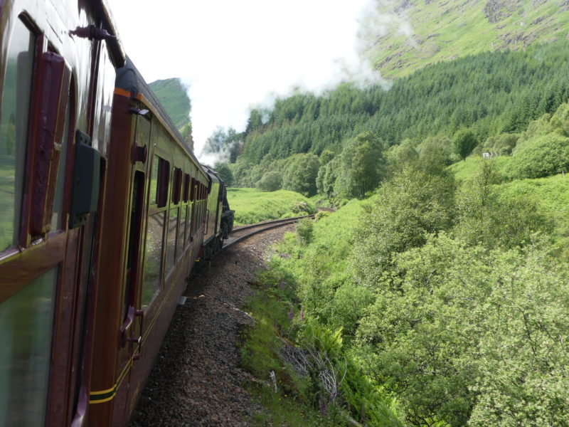 Day 3: A Muggle's Journey through the Scottish Highlands!
