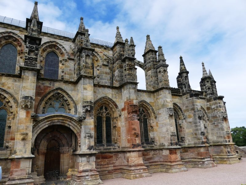 Day 10: Robert the Bruce, Stirling Castle, and Rosslyn Chapel