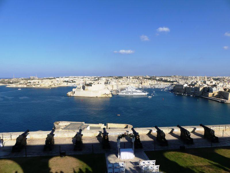 Day 3:  Ghar Dalam and Valleta