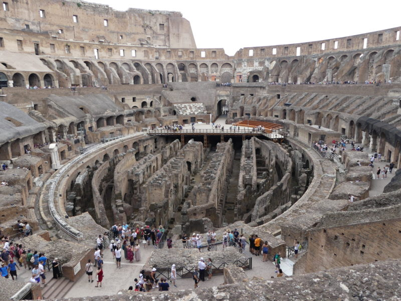 Rome Day 2: Obscure and Not So Obscure Sights of the City!