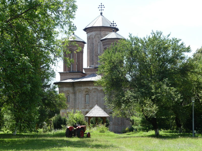 Day 2: A Sorcerer's Arm, Vlad's Princely Court, and the Snagov Monastery