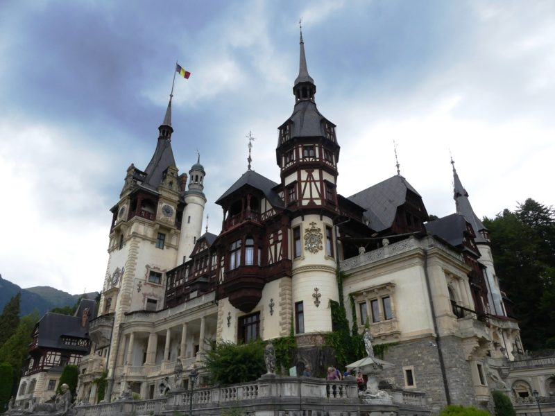 Day 3: Targoviste, Peles Castle, and Busteni
