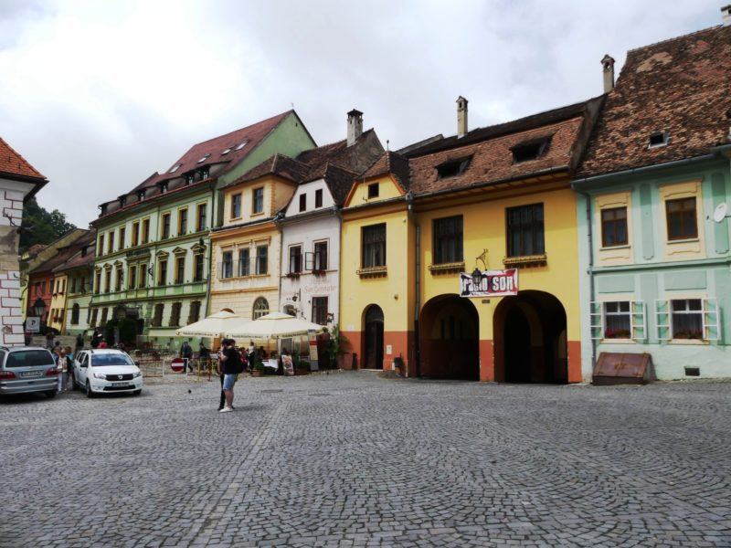 Day 5: Sighișoara and Regrets