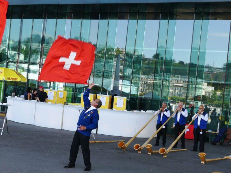 Days 7-10: Exploring Lucerne-land!